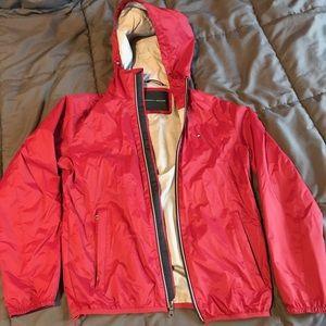 Tommy Hilfiger light Jacket windbreaker Sz Small